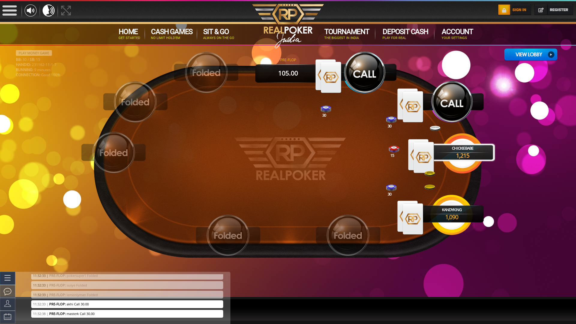 Uttarahalli, Bangalore Jackpot Poker 10 Player