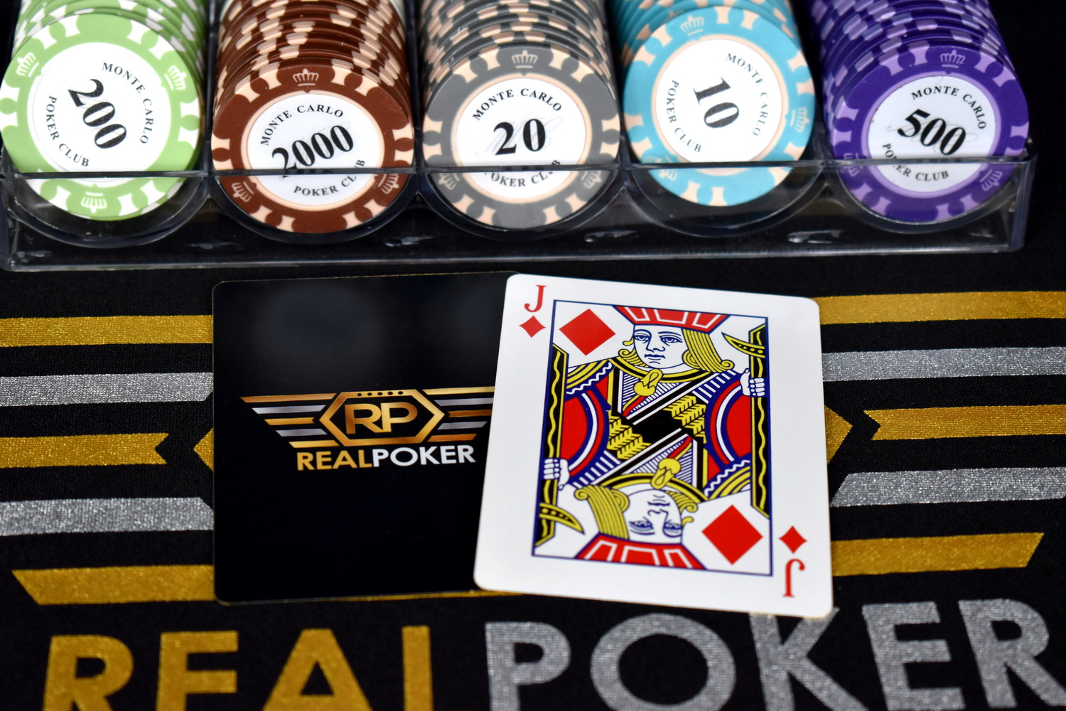 Real Money Poker Table